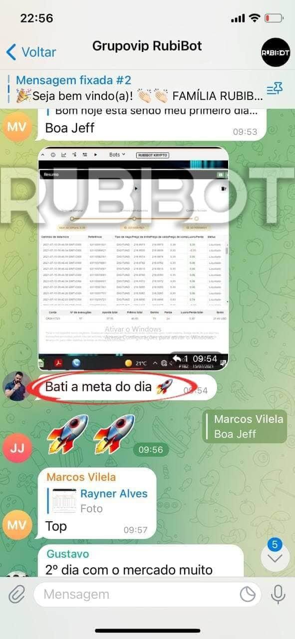 Rubibot